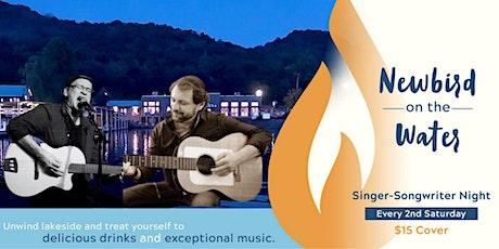 Newbird on the Water - Singer/Songwriter Concert Series at Wildwood Resort tickets