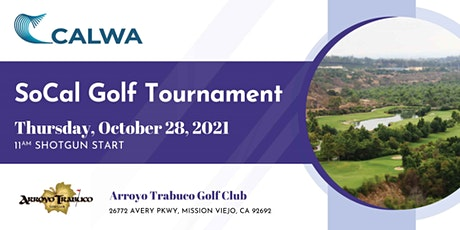 CALWA SoCal Golf Tournament 2021 tickets