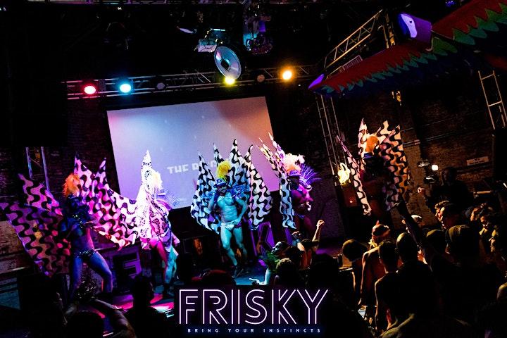 FRISKY -Carnival  Mythology image