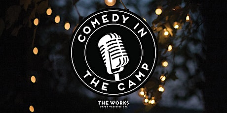Comedy in The Camp: September tickets
