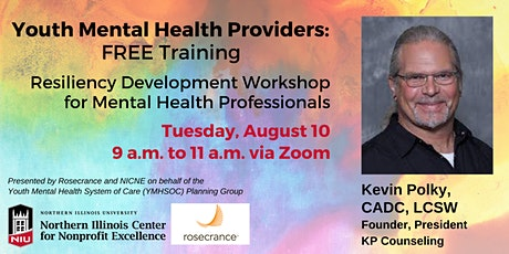 Resiliency Development Workshop for Mental Health Professionals -CEU's tickets