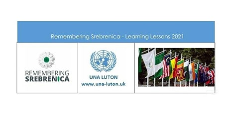 Remembering Srebrenica: Learning lessons tickets