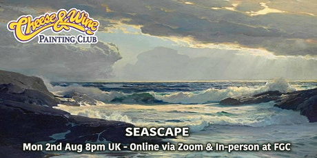 Paint 'SEASCAPE'  - ZOOM Class tickets