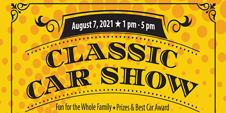 BankFinancial Classic Car Show in Olympia Fields tickets