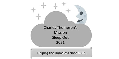 Charles Thompson's Mission Sleep Out 2021 tickets