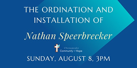 New Pastor Ordination & Installation at CCOH tickets