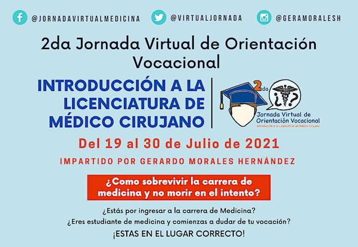 Imagen de 2da Jornada Virtual de Orientación Vocacional