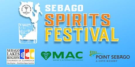 Sebago Spirits Festival 2021 tickets