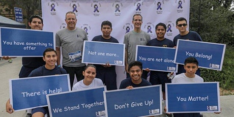 Heart of LAPD VIRTUAL  5K Walk to Increase Awareness & Prevent Suicide tickets