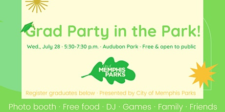 Grad Party in the Park tickets