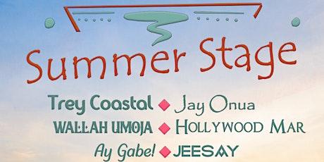 Summer Stage tickets