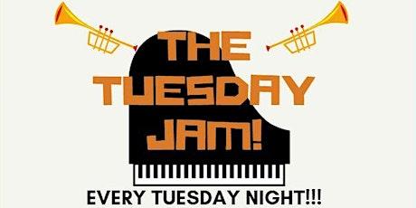 The Tuesday Jazz Jam: Baltimore! tickets