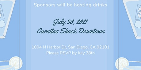 Summer Happy Hour at Carnitas Shack tickets