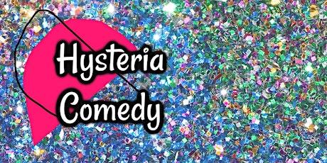 Hysteria Comedy Open Mic at Martuni's tickets