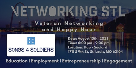 August Vetworking STL - Itap Soulard tickets