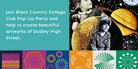 Black Country Collage club presents: Collage techniques with Mark Murphy tickets