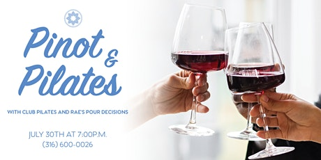 Club Pilates Pinot & Pilates Wine Tasting to benefit Freedom Hooves tickets