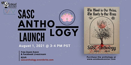 Southeast Asian Student Coalition (SASC) Anthology Launch tickets