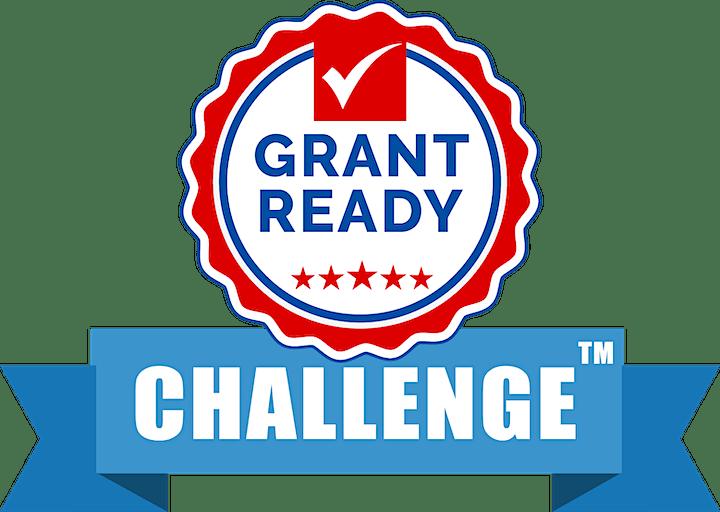 Free Webinar - Take the Grant Ready Challenge & Win Prizes! image