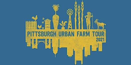Pittsburgh Urban Farm Tour 2021 tickets