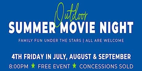 Summer Movie Nights tickets