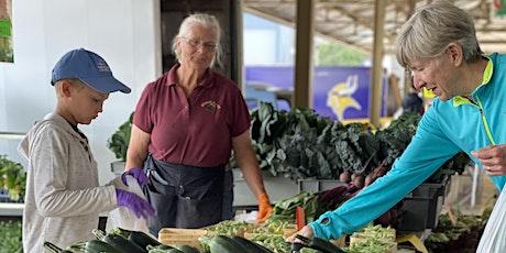 National Farmers Market Week Celebration tickets