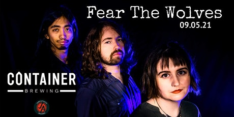 JumpAttack Records Presents: Fear The Wolves LIVE at Container Brewing tickets