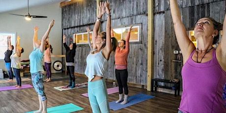 Friday yoga -IN STUDIO tickets