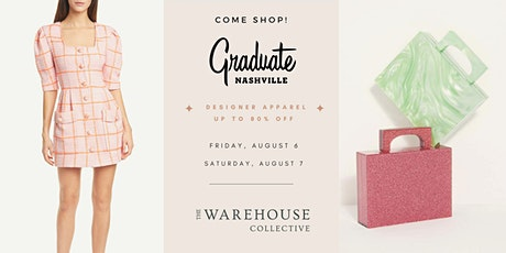 The Warehouse Collective August Sale tickets
