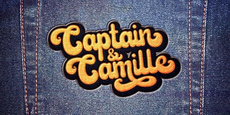 Captain & Camille at Legacy Hall tickets