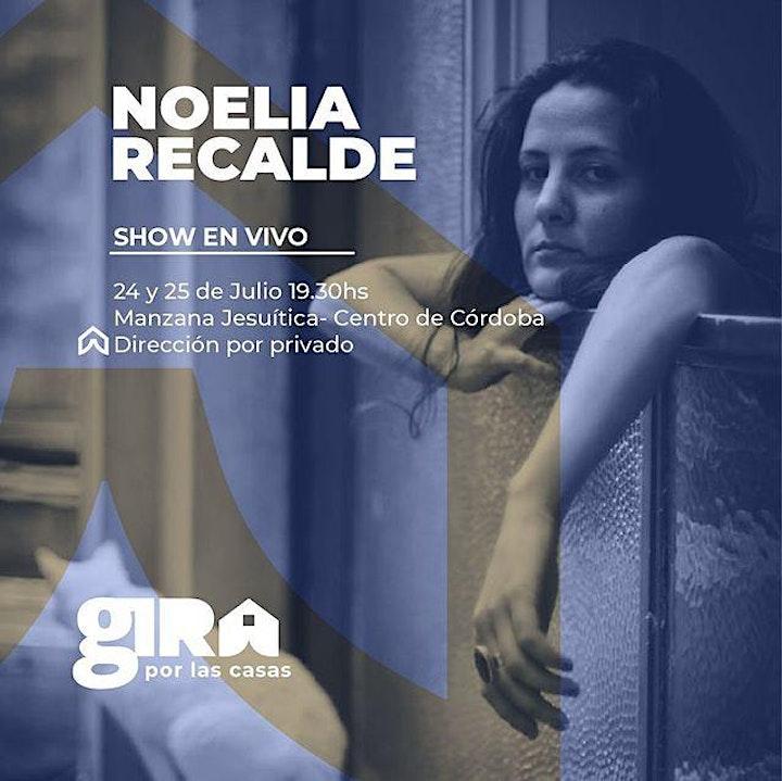 Imagen de NOELIA RECALDE en Córdoba - Concierto Privado