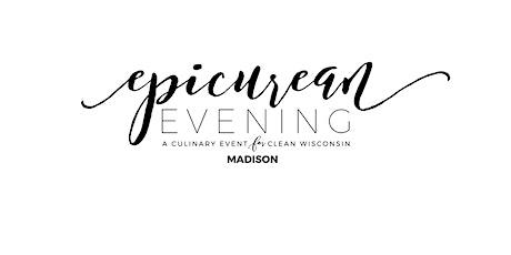 Epicurean Evening tickets