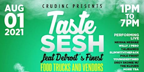 Taste Sesh tickets