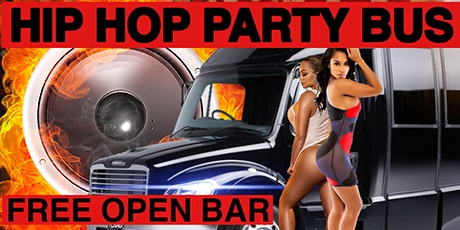 #1 Las Vegas Hip-Hop party bus with a free open bar!!! tickets