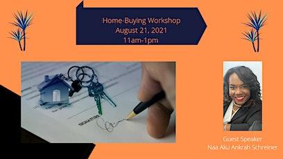 Homebuying Workshop tickets