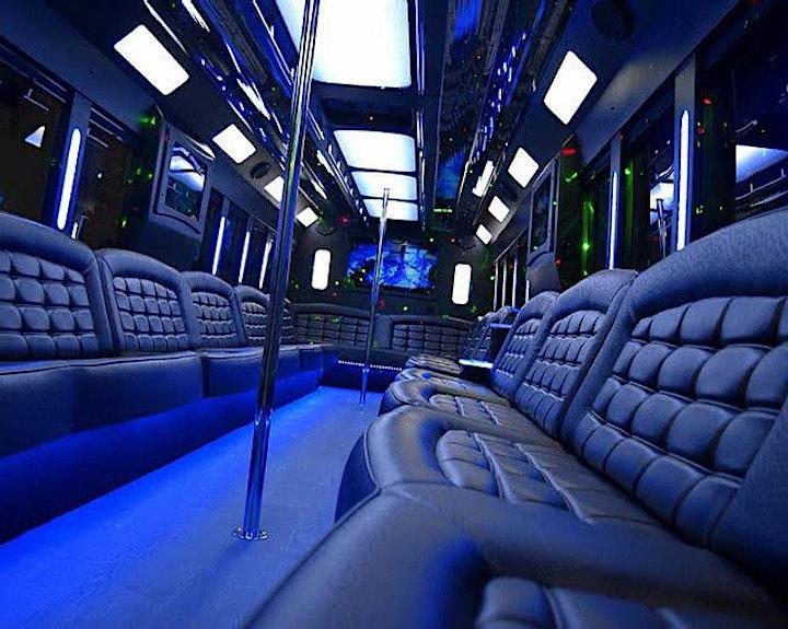 #1 Las Vegas Hip-Hop party bus with a free open bar!!! image