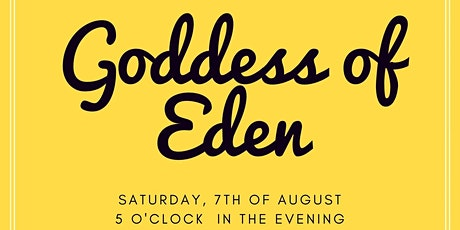 Goddess of Eden Farm Dinner tickets