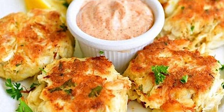 UBS - Virtual Cooking Class: Crab Cakes with Spicy Remoulade tickets