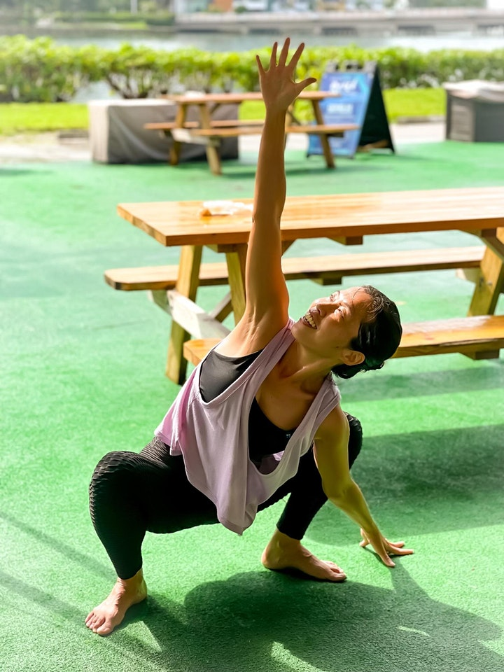 FREE Yoga in Brickell by First Miami image