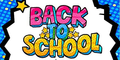 Back 2 school giveaway & games tickets