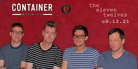 JumpAttack Records Presents:  The eleven twelves  LIVE at Container Brewing tickets