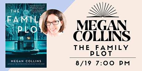 A Thrilling Evening: Megan Collins in conversation with Megan Miranda tickets