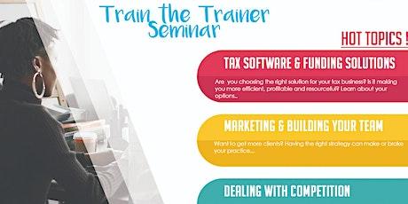 Train the Trainer Seminar tickets