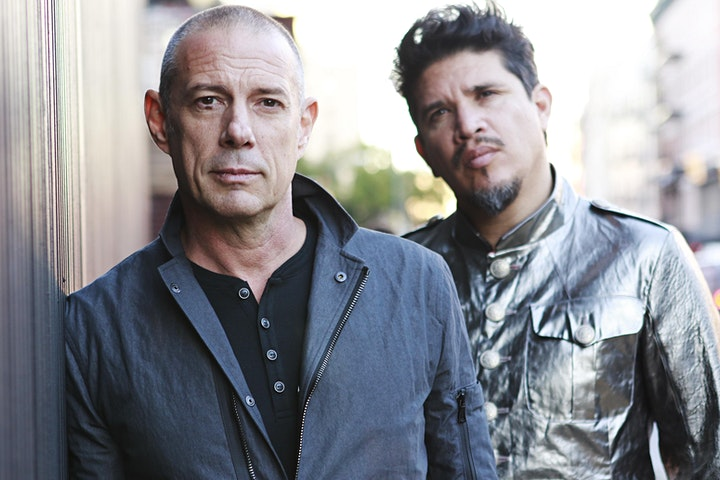 Thievery Corporation in The Caverns with Dessa image