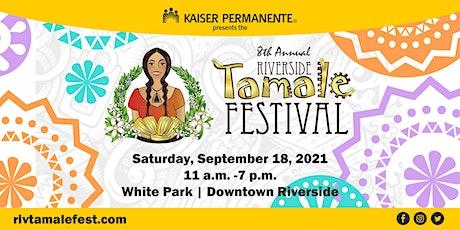 Riverside Tamale Festival tickets