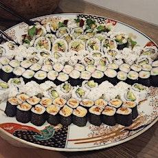 Dr. Sushi's DIY Sushi Rolling Workshop *SATURDAY EDITION* tickets