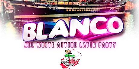 BLANCO LATIN NIGHT tickets