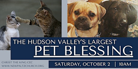The Hudson Valley's Largest Pet Blessing tickets