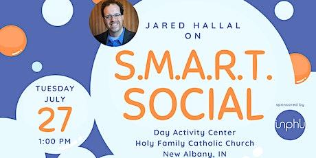 SMART Social tickets