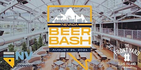 NEVADA BEER BASH tickets